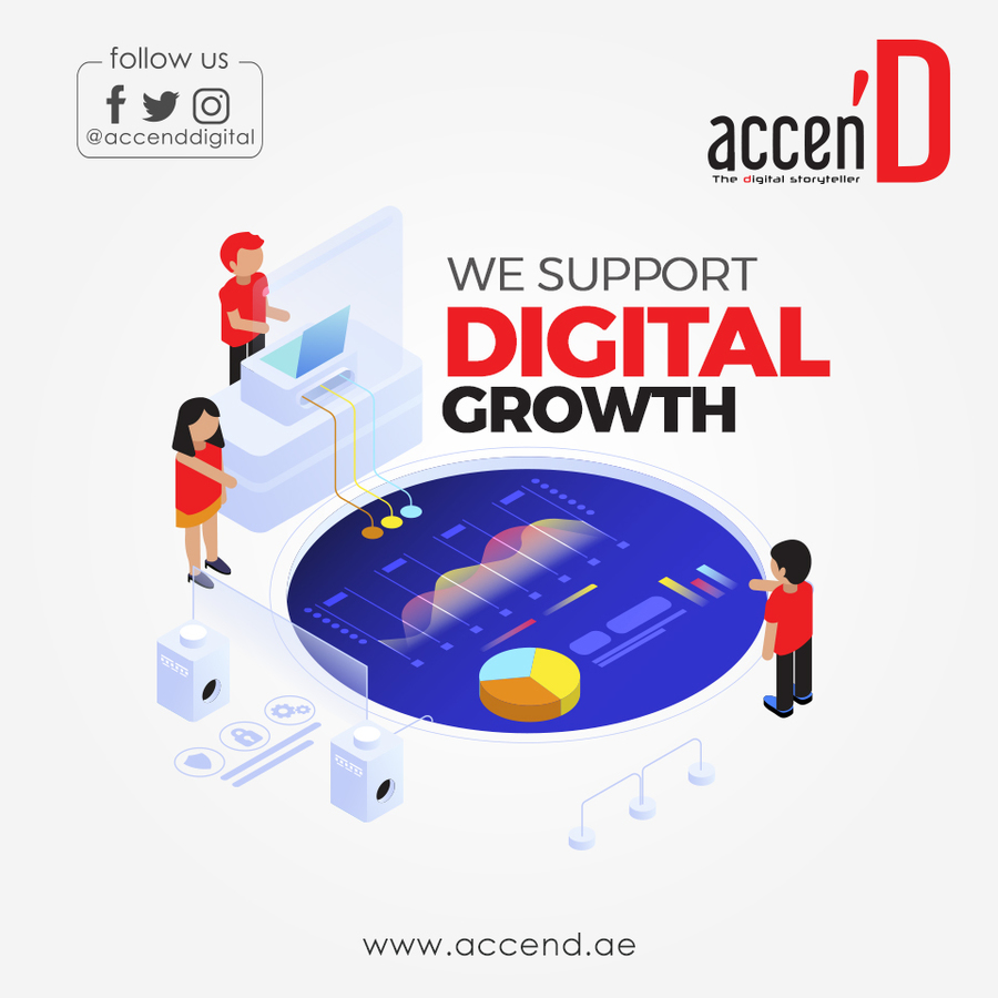 A great web design by Accend Digital Solutions, Dubai, India: