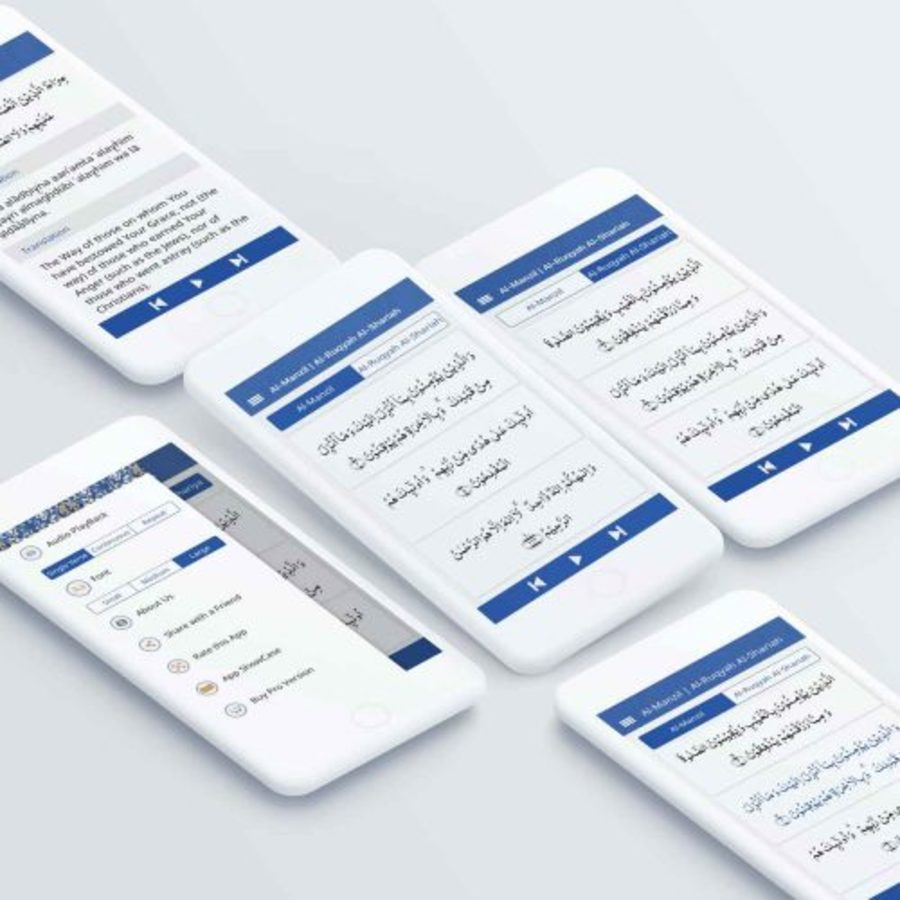 A great web design by Mujadidia Inc, Texas, TX: Mobile App , Publishing , Education , iOS (Objective-C)
