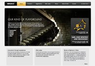 A great web design by Artopod, Skelleftea, Sweden: