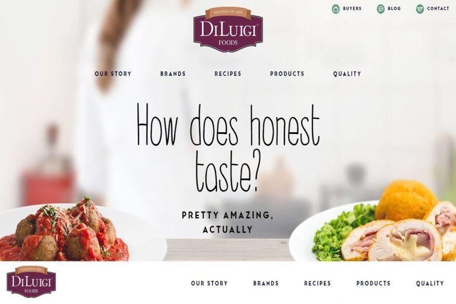 A great web design by Octal Digital, Houston, TX: Website, E-Commerce , Restaurants & Bars