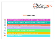 A great web design by Softomagic Technologies Services, Vadodara, India: