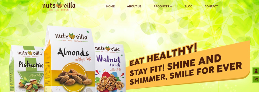 A great web design by Dezvolta, Chennai, India: