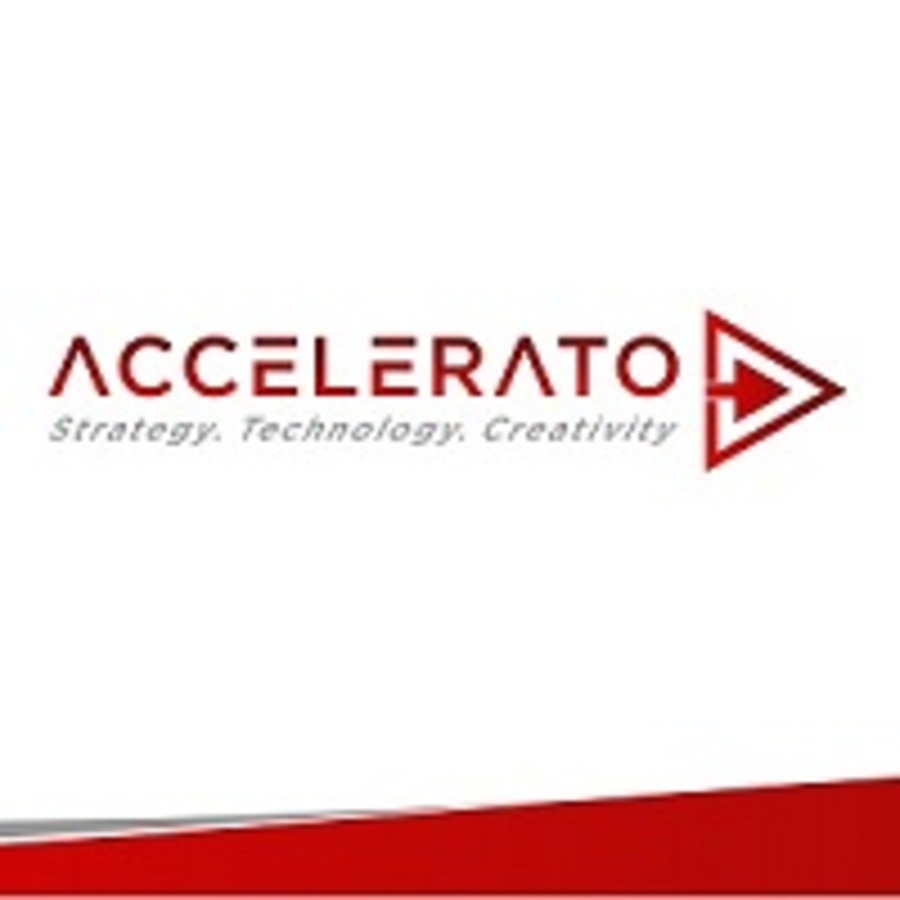 A great web design by Accelerato Group, Boston, MA: