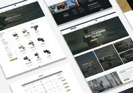 A great web design by Olibro Design, Los Angeles, CA: Responsive Website, E-Commerce , Sports & Fitness , Other