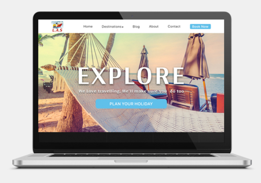 A great web design by Graphiters, Islamabad, Pakistan: Responsive Website, Other, Travel , Wordpress