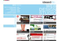 A great web design by ideaedi, Verona, Italy: