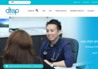 A great web design by First Page, Singapore, Singapore: Responsive Website, Marketing Website , Healthcare, Wordpress