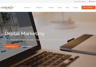 A great web design by Catabatic Technology Pvt. Ltd., Noida, India: