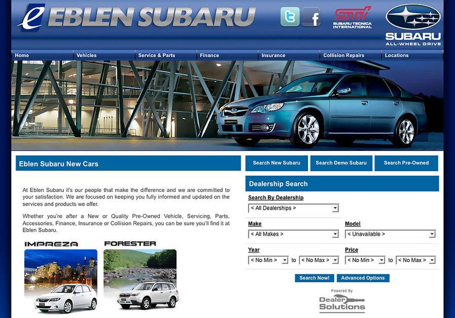 A great web design by Vizyweb, Adelaide, Australia: