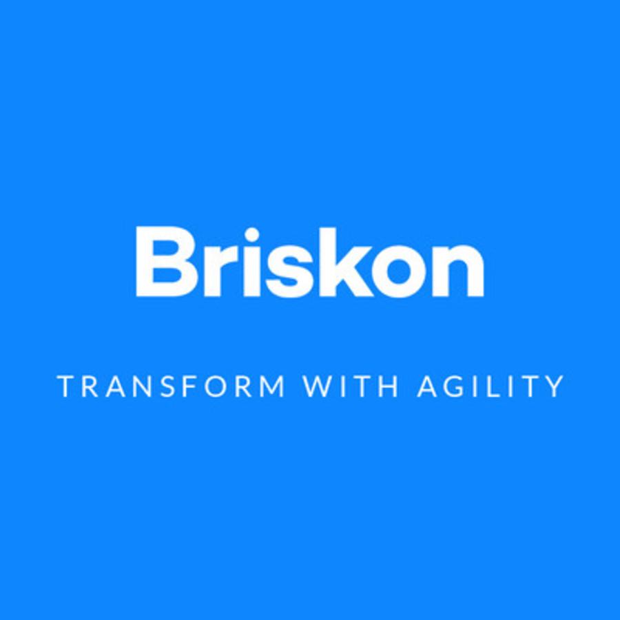 A great web design by Briskon Inc., Bengaluru, India: