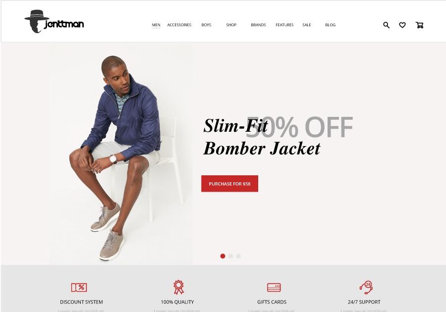 A great web design by Simpaul Design, Nairobi, Kenya: