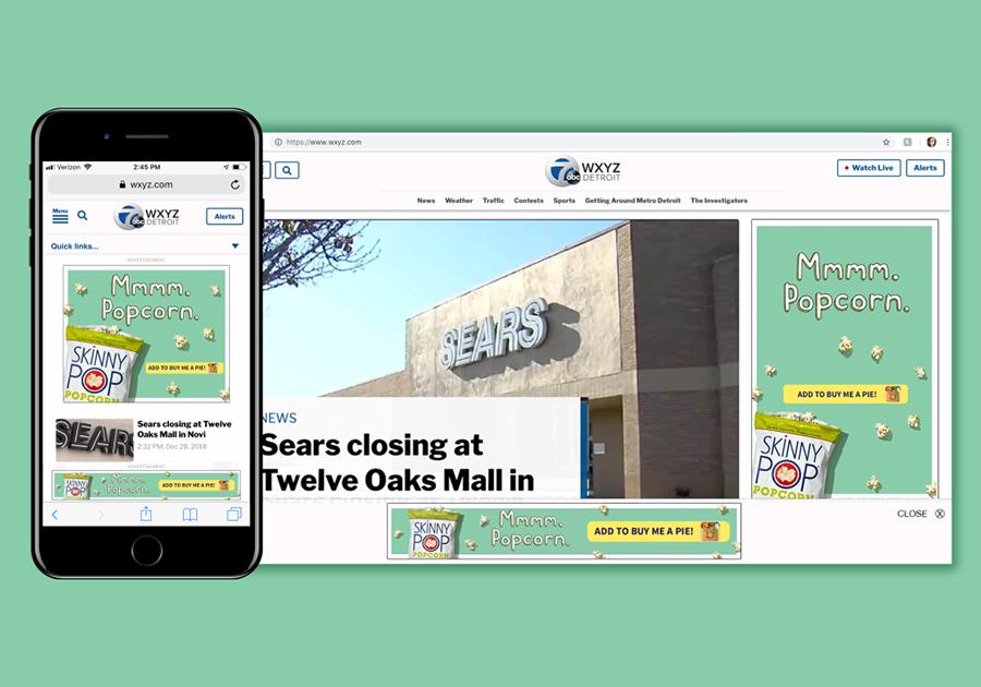 A great web design by Morley Graphic Designs, Ann Arbor, MI: