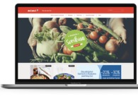 A great web design by Western Investment, Vilnius, Lithuania: Responsive Website, Blog , Food & Beverage , Wordpress