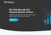 A great web design by Intelus, Huntsville, AL: