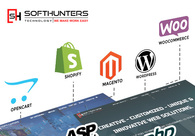 A great web design by Softhunters, Jaipur, India: