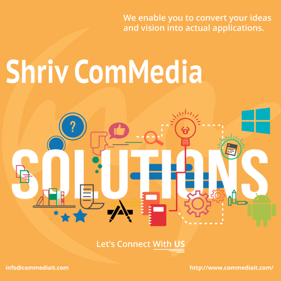 A great web design by Shriv ComMedia Solution, Indri, India: