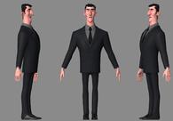 A great web design by Supreme Animation Studio, Chandigarh, India:
