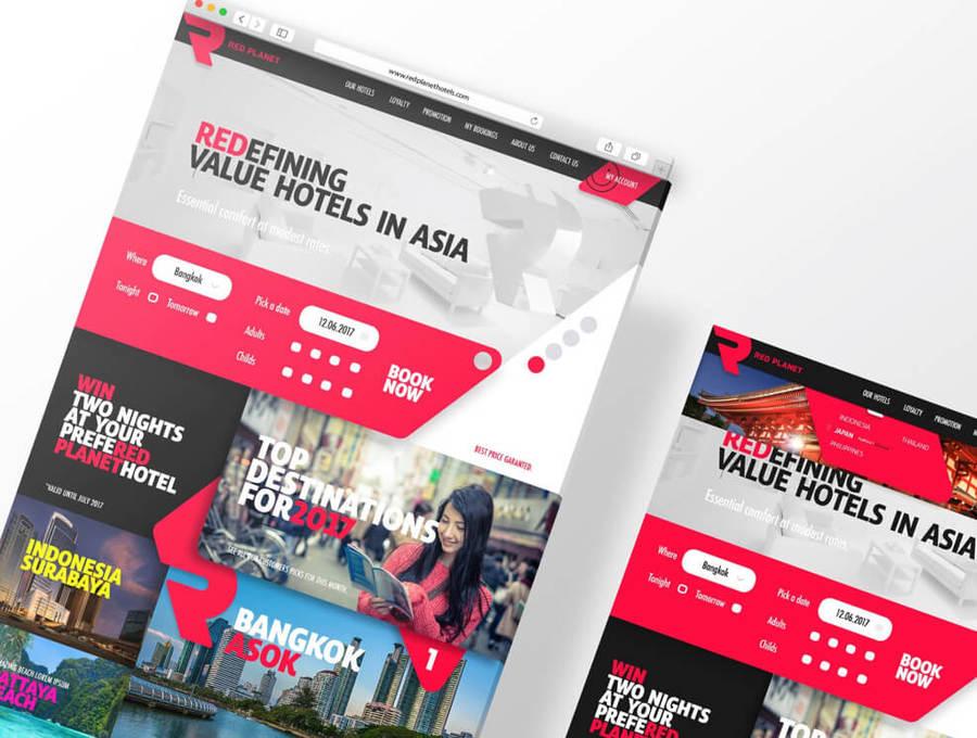 A great web design by Pimclick, Bangkok, Thailand: