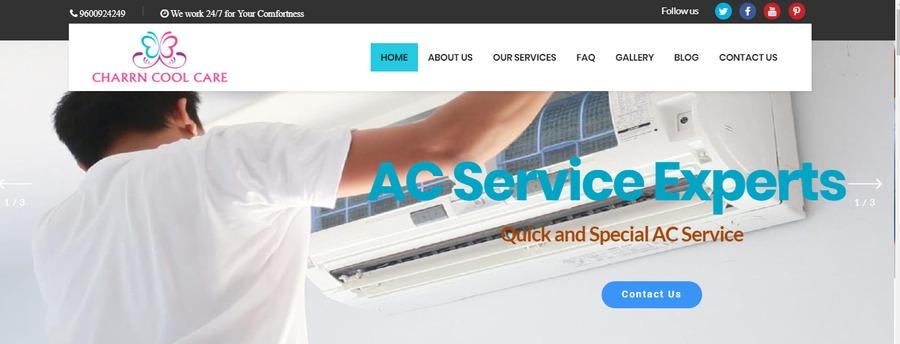 A great web design by ProPlus Logics, Coimbatore, India: Website, Service , Wordpress