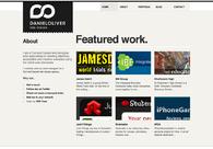 A great web design by Daniel Oliver, Cornwall, United Kingdom: