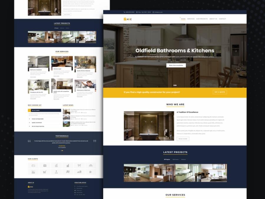 A great web design by Weblinerz - Web Design London, London Colney, United Kingdom: