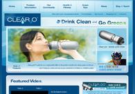 A great web design by AliveMedia, Inc., Miami, FL: