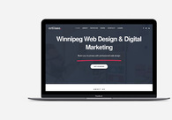 A great web design by Artiiseo web design, Winnipeg, Canada:
