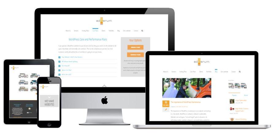 A great web design by Aditerum Limited, London, United Kingdom: