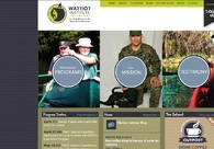 A great web design by Fine Point Design, Ortonville, MN: