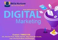 A great web design by Skills Nurture, Gandhinagar, India: