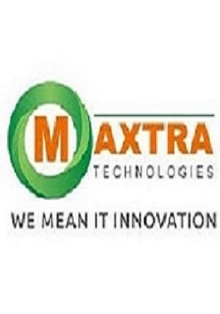 A great web design by Maxtra Technologies, Noida, India: