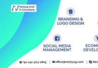 A great web design by Nextyug India IT Solution, Jaipur City, India: