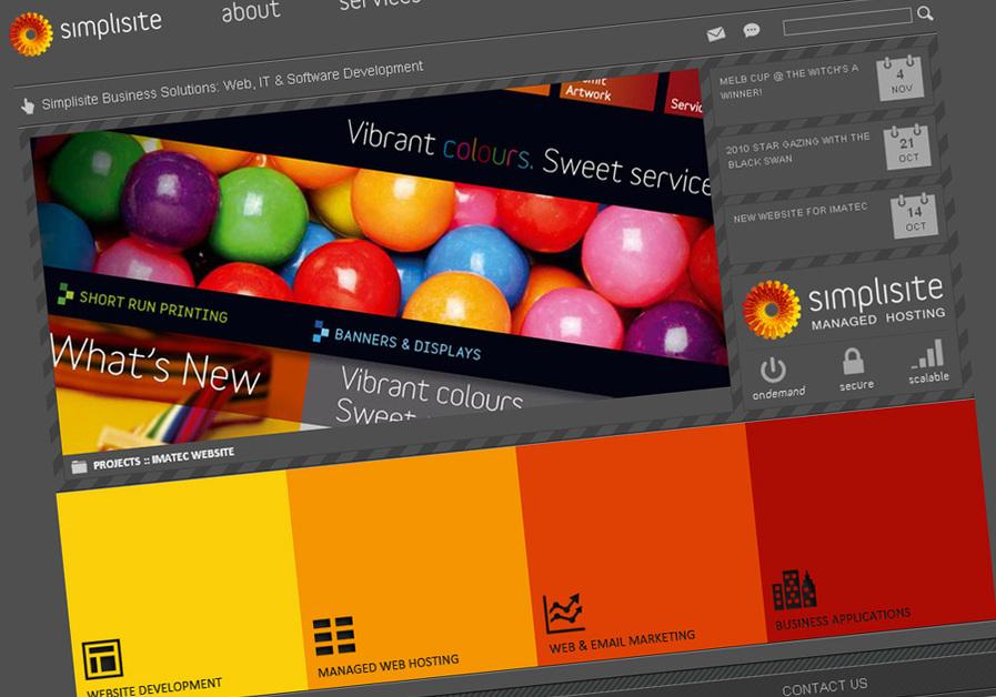 A great web design by Simplisite, Perth, Australia: