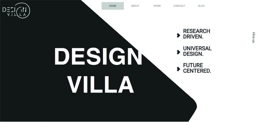 A great web design by DESIGN VILLA, Indore, India: