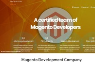 A great web design by MagentoDevelopmentCompany.com, Delhi, India: