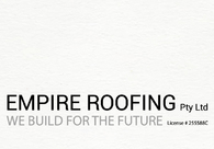 A great web design by Empire Roofing, Eastwood, Australia: