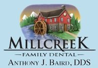 A great web design by Millcreek Family Dental, Calicut, India: