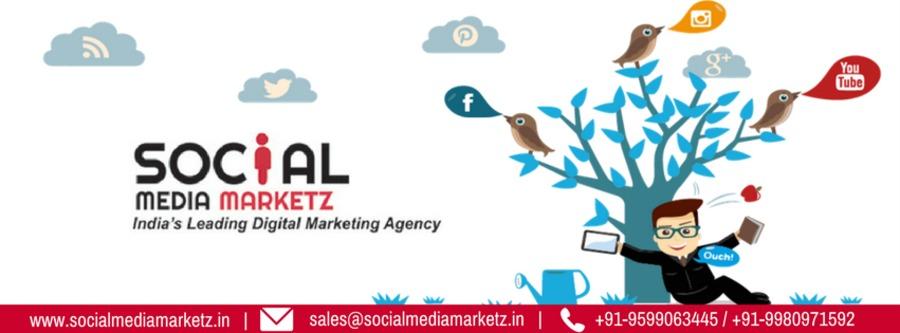 A great web design by Social Media Marketz, Delhi, India: