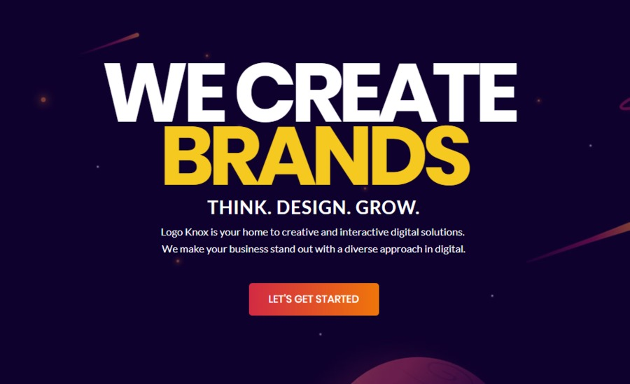 A great web design by Logo Knox | LogoKnox, San Fransisco, CA: