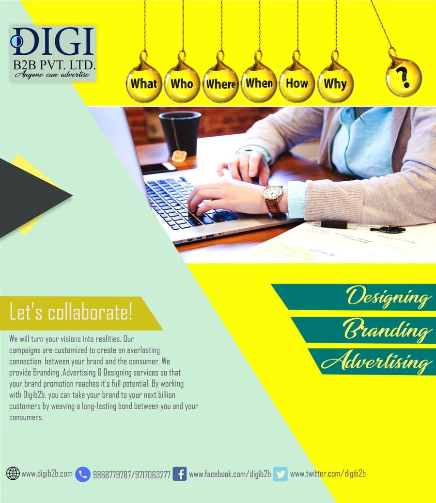A great web design by DIGI B2B PVT. LTD., Delhi, India: Other, Portfolio , Marketing , Design Only