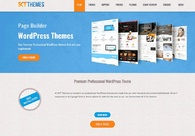 A great web design by SKT Themes, Delhi, India: Responsive Website, E-Commerce , Internet , Wordpress