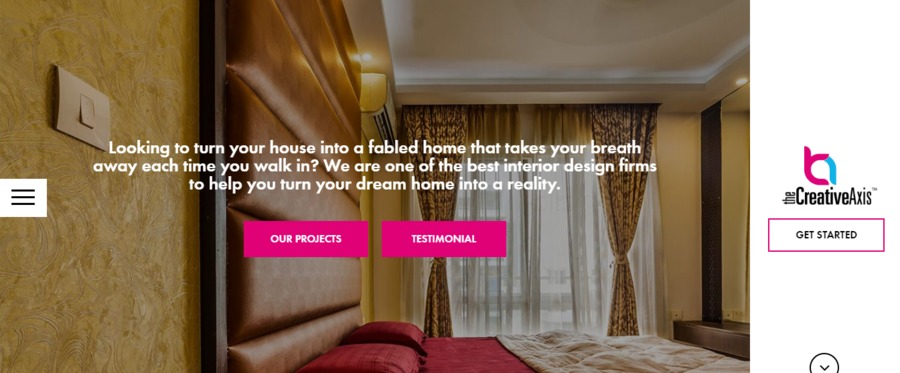 A great web design by Hexwhale, Bangalore, India: Construction , Design Only