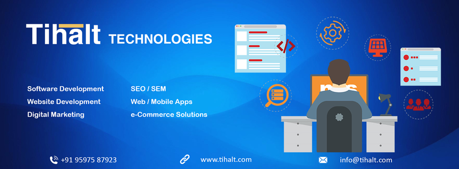 A great web design by Tihalt Technologies - Web Design Company in Bangalore, Bangalore, India: