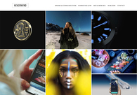 A great web design by NEVERMYND, Stockholm, Sweden: