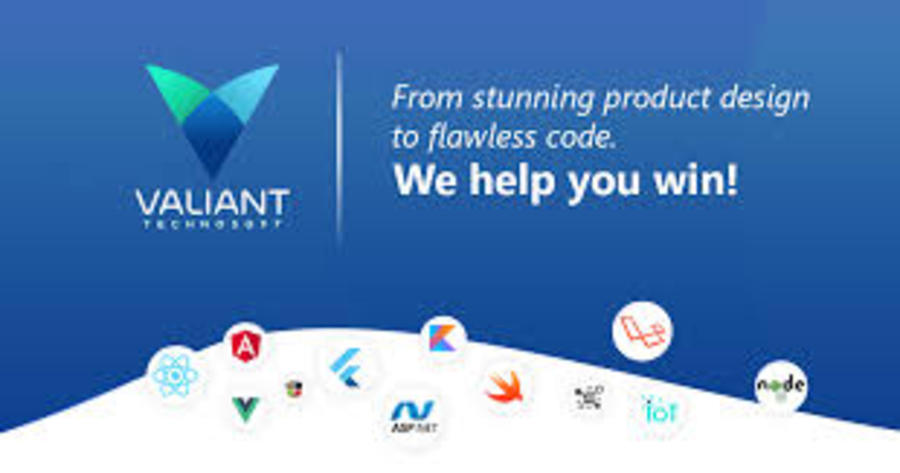A great web design by Valiant Technosoft, Gujrat, India: