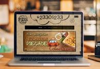 A great web design by Logoplanet, Riga, Latvia: