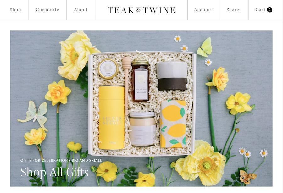 A great web design by Braid, Charlottesville, VA: