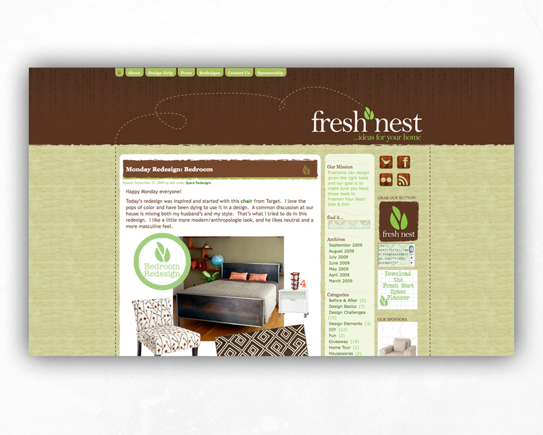A great web design by 7SKY, Denver, CO: