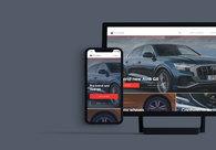 A great web design by Kagool, Manchester, United Kingdom: