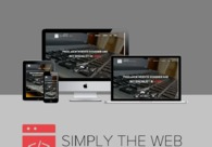 A great web design by Simply The Web, Bradford, United Kingdom: